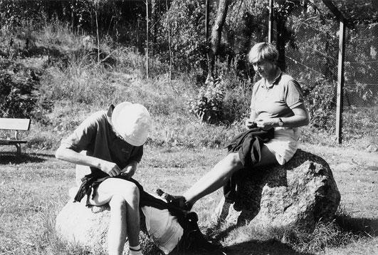 Eve Mandre behandlade Elisabeth.